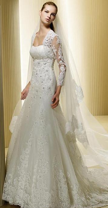 consejos para novias delgadas | moda para mujeres | matrimonio