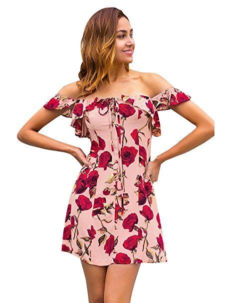 Sommerkleider kurz elegant