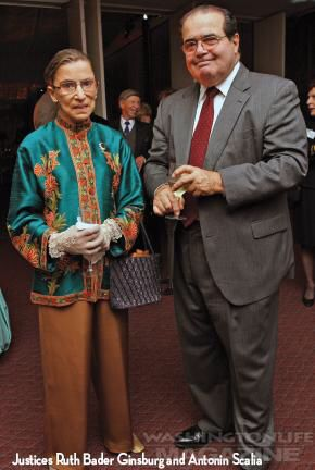 scalia and ginsburg - RIP justice Scalia (With images) | Odd ...