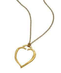 Gorjana Gold Cupid Necklace