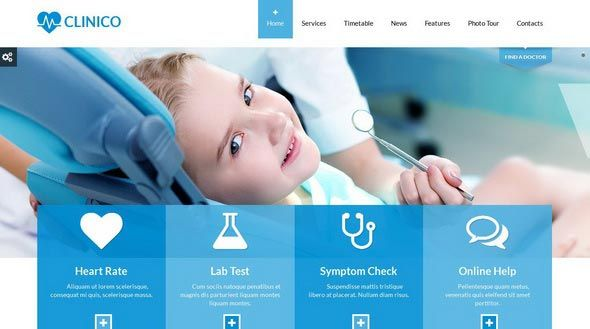 best medical web design - Google Search | Medical Website Design ...