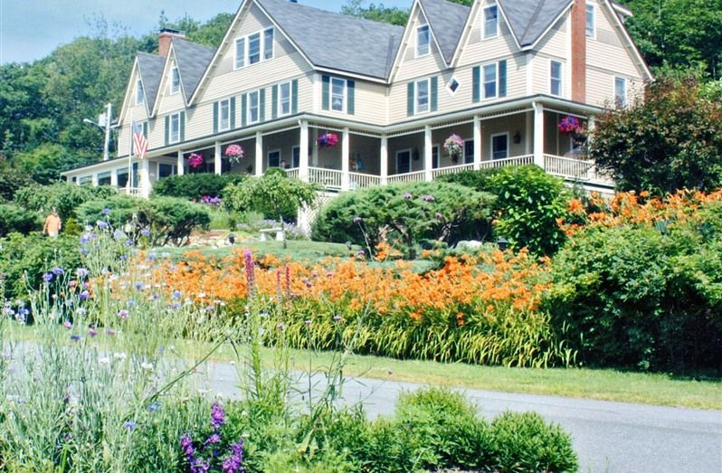 Five Gables Inn in East Boothbay, Maine | B&B Rental | Boothbay ...