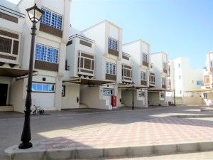 Madinat Sultan Qaboos, Muscat, Oman  Ten Steps Away…  From The
