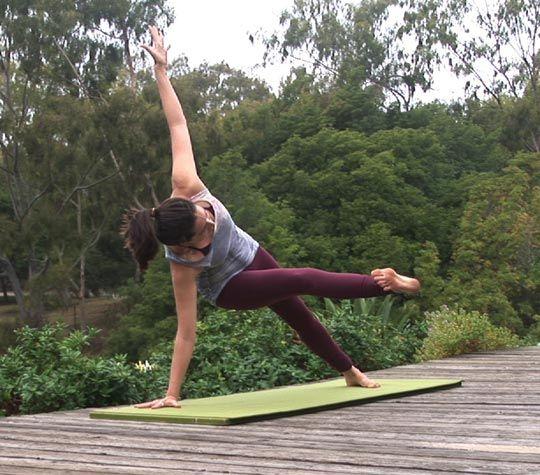 Heart + Backbends Yoga Flow with Devon | Ohana