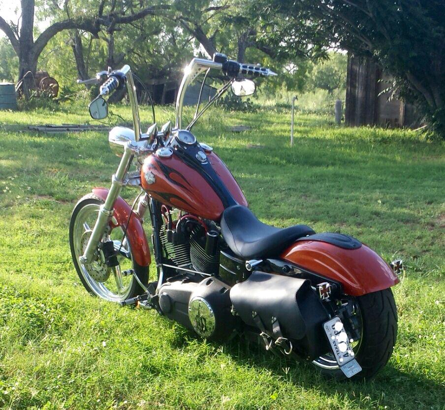 Dyna Wide Glide Harley Davidson Harley Wide Glide Harley Davidson Dyna Wide Glide