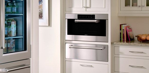 Wolf 30 E Series Professional Convection Steam Oven Steam Oven