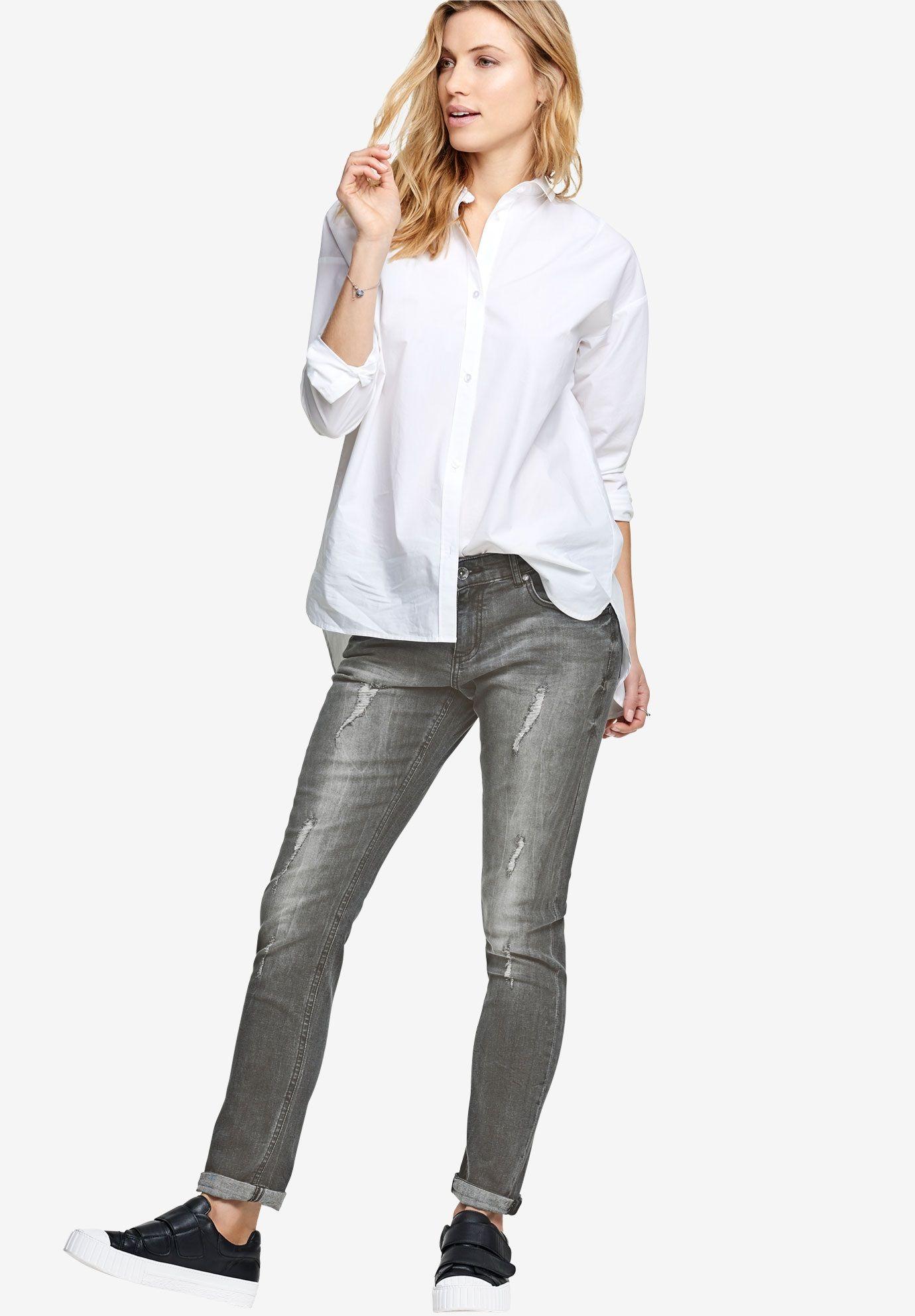 69a68d6b5d Boyfriend Jeans by ellos - Women s Plus Size Clothing