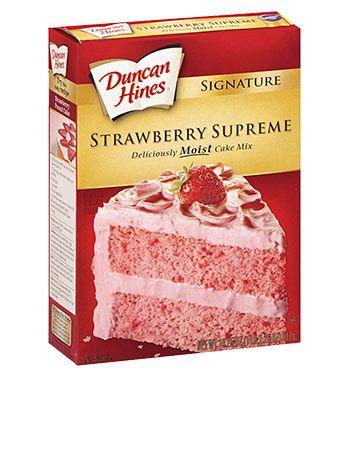 Strawberry Cake Cupcakes Egg Nut Dairy Free Make As