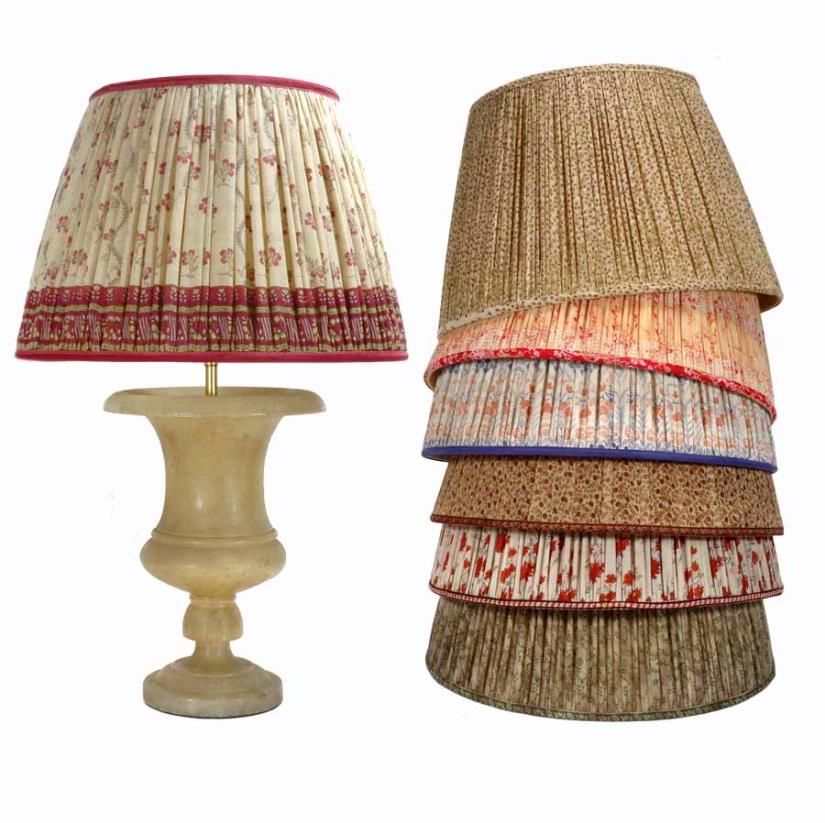 SARI LAMP SHADES FROM GUINEVERE\'S   Favorite Things   Pinterest ...