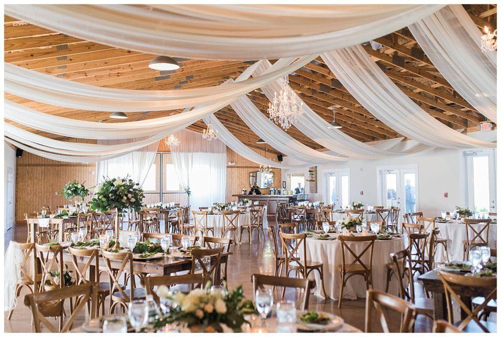 Up the Creek Farms | Farm wedding venue, Rustic wedding ...