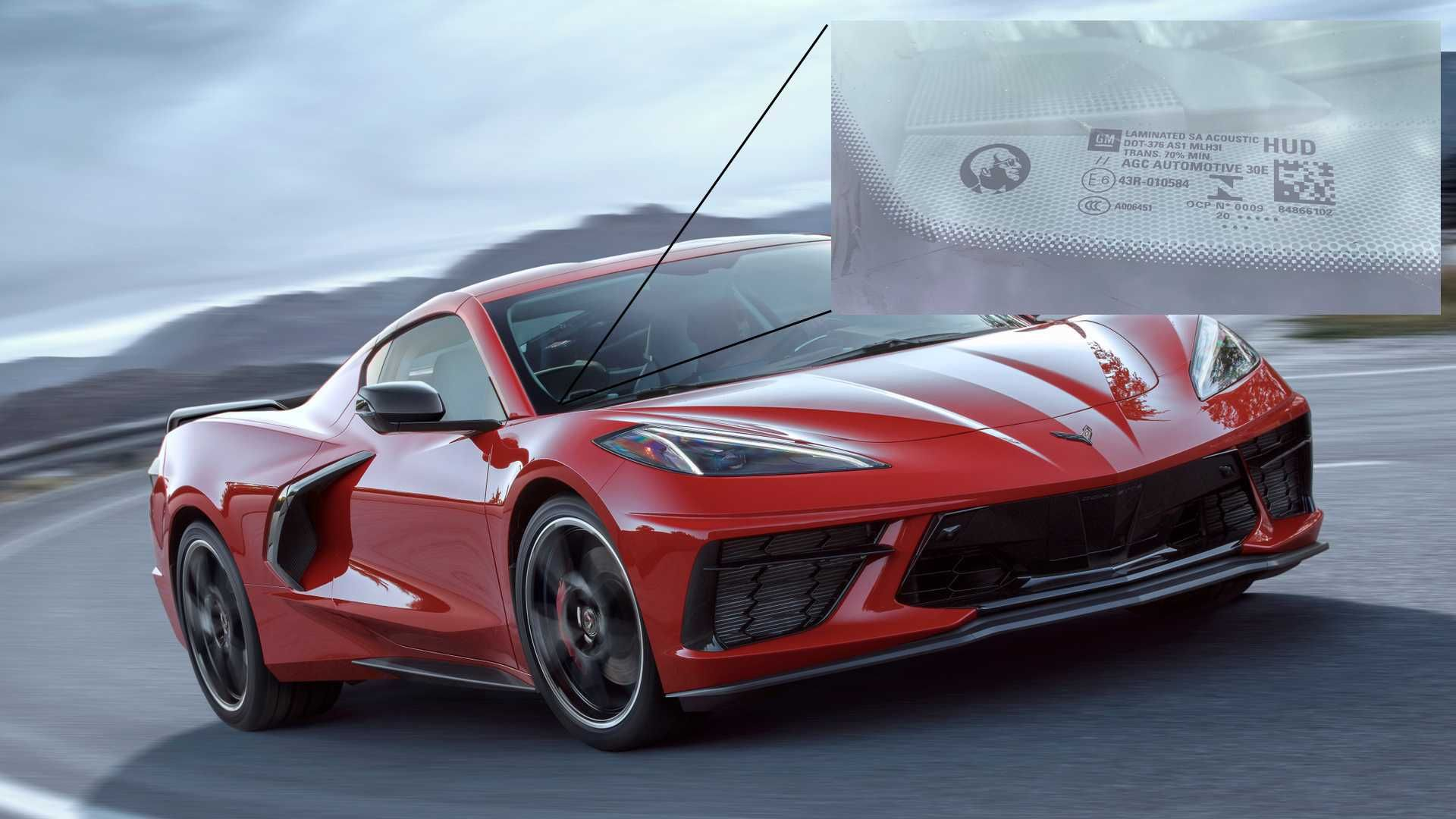 2020 Chevy Corvette Now Getting Zora Graphic On Windshield Chevy Corvette Corvette Chevrolet Corvette Stingray
