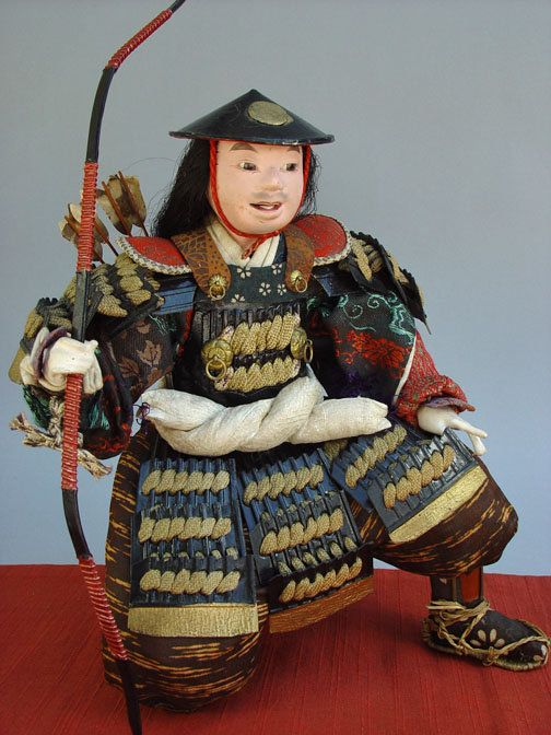 Antique Anese Dolls Emperor And Retainer
