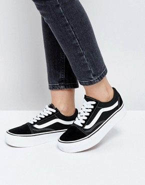 Schuhe Damen Schuhe Sandalen Und Sneaker Asos Source By Miryfee Zapatos Vans En 2020 Moda Con Zapatillas Zapatos Vans Zapatillas