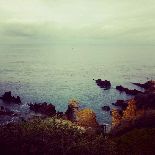Places To Visit Huntington Beach Ca: Corona Del Mar , Orange County ,CA