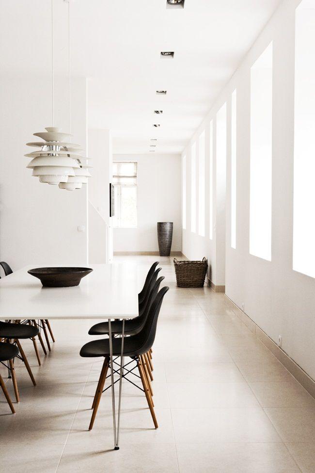 Sublime Renovation Architecte Interieur Deco Salle A Manger Chaises De Salle A Manger Noires