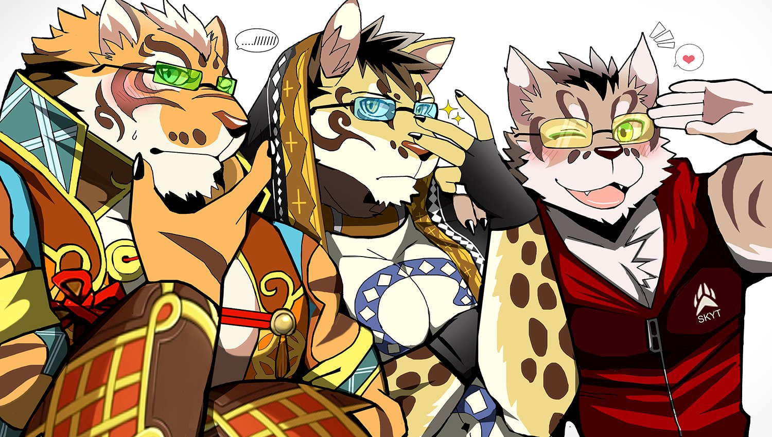 Nekojishi | Furry art, Anthro furry, Male furry