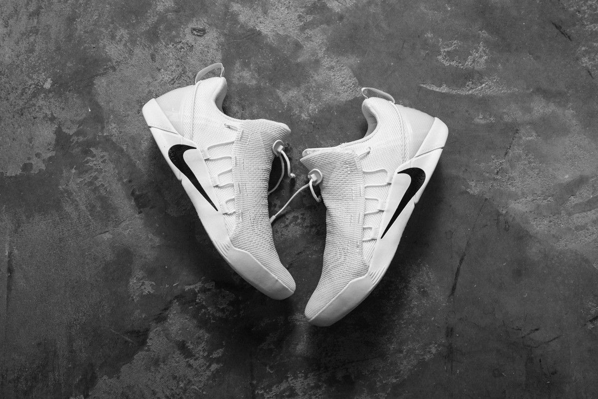 639a6cf7c3b0 The Nike Kobe A.D. NXT White Black Drops This Week • KicksOnFire.com