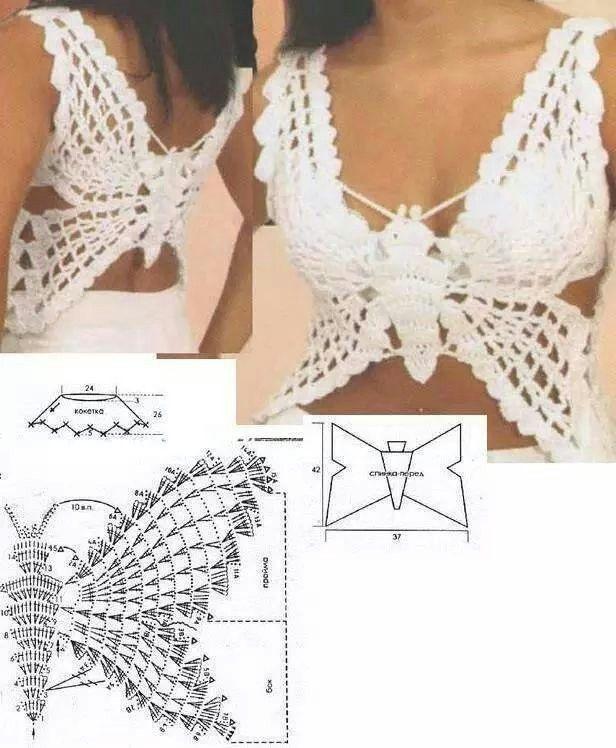 ♪ ♪ ... #inspiration #crochet #knit #diy GB http://www.pinterest ...