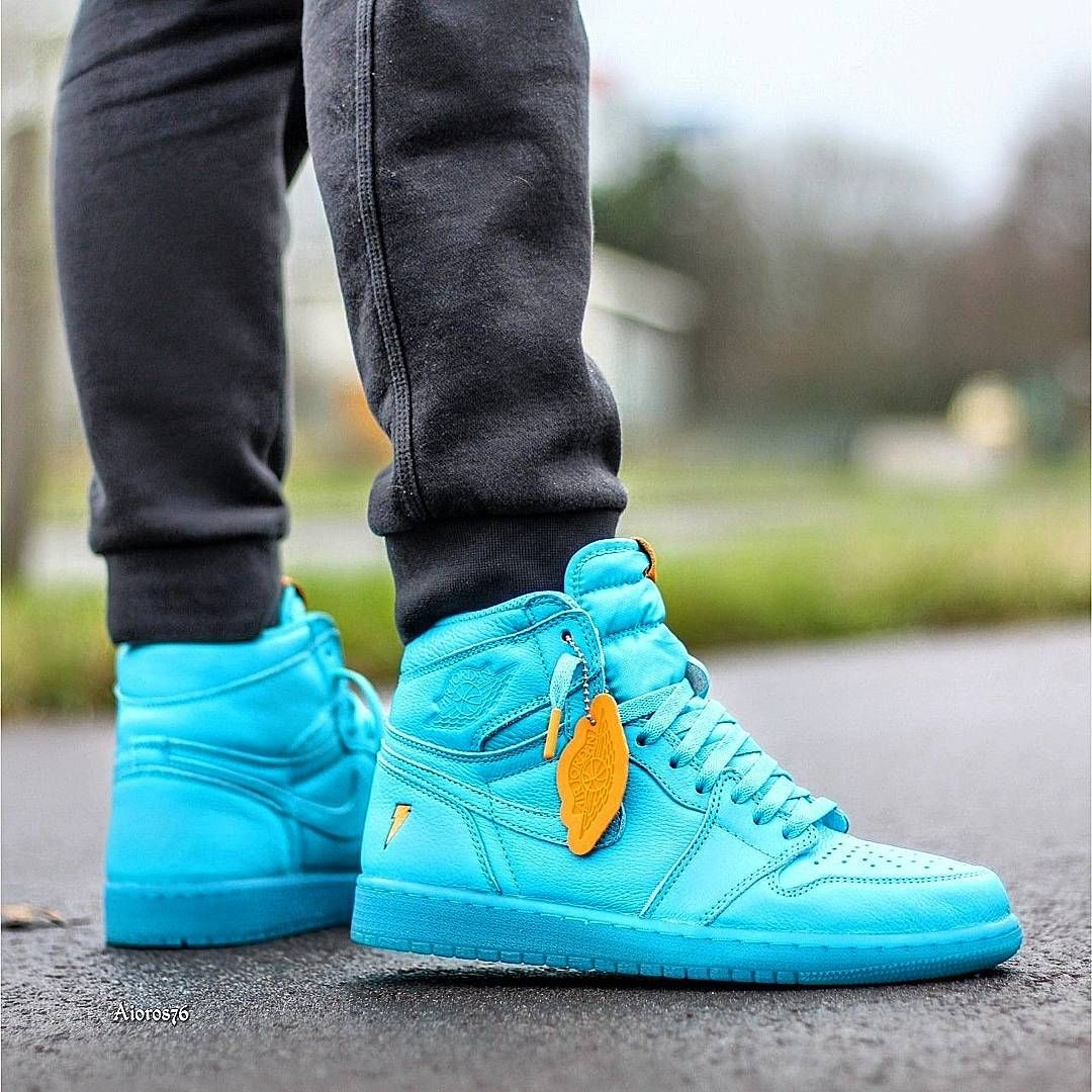 premium selection e94ae d7a05 Air Jordan 1 High Gatorade