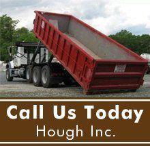 Hough Inc Roll Off Dumpsters Detroit Michigan Roll Off Dumpster Dumpsters Homeowner