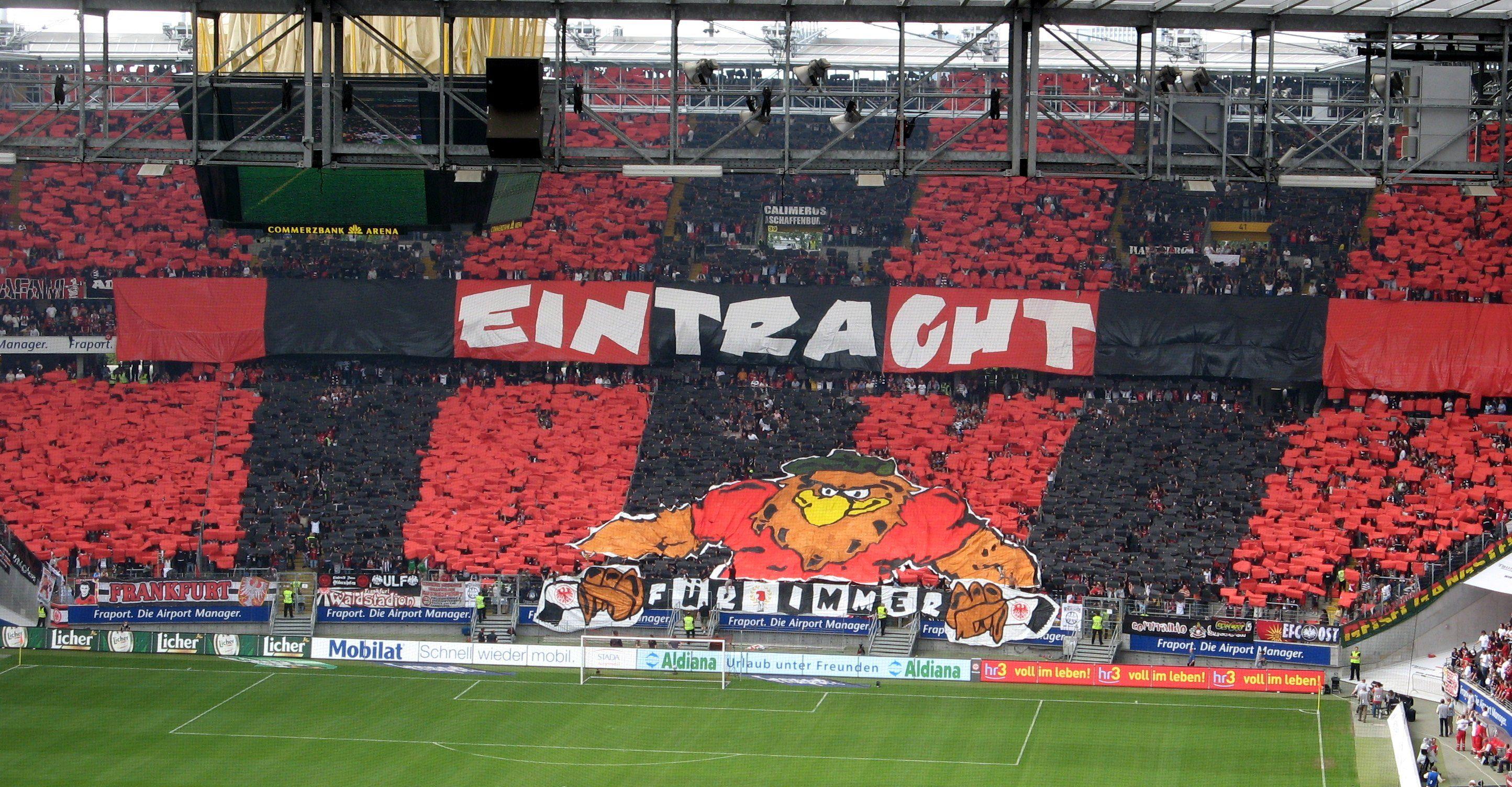 Datei Eintrachtadler Jpg Wikipedia Eintracht Frankfurt Eintracht Frankfurt