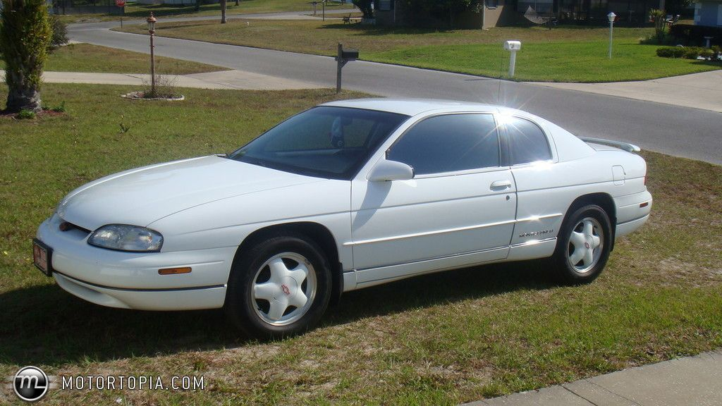 Similar to my 3.1L 1996 Chevy Monte Carlo minus the tail