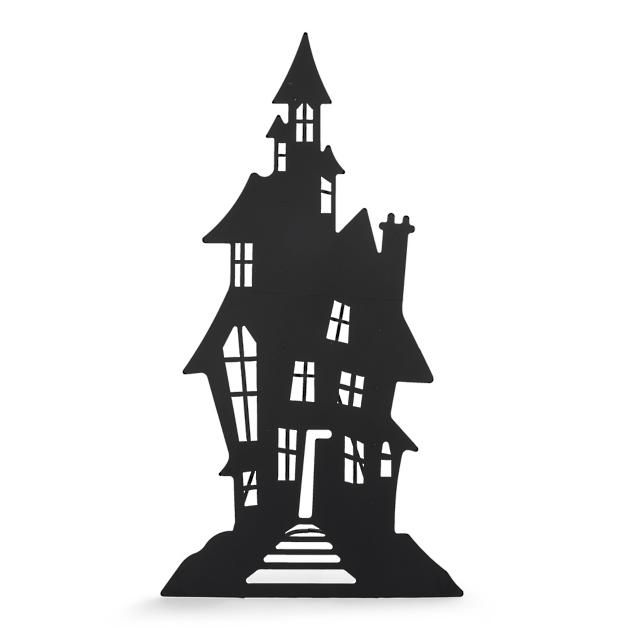 Silhouette Haunted House $149 (with Discount Of 20% Off