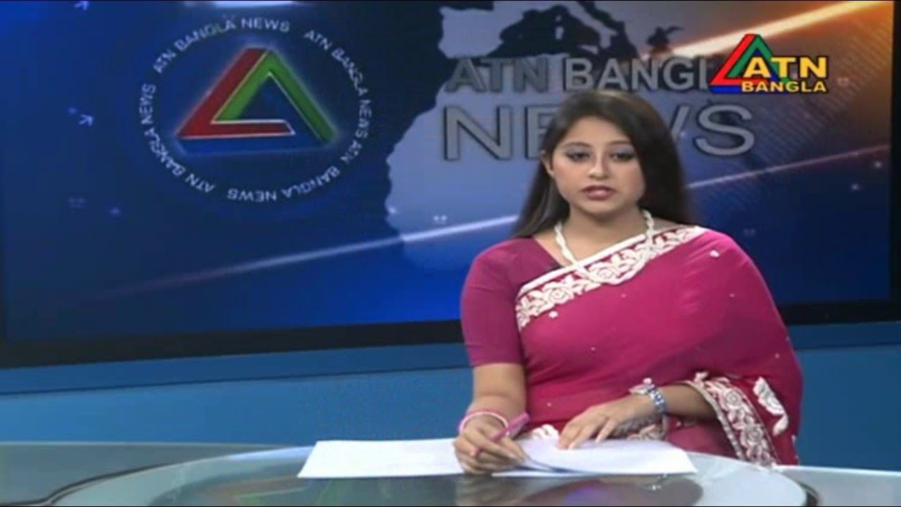 Atn bangla news reader pic