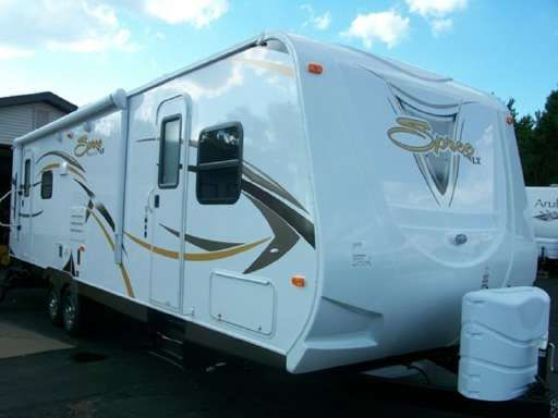 Check Out This 2013 Kz Rv Spree 323css Listing In Chippewa Falls