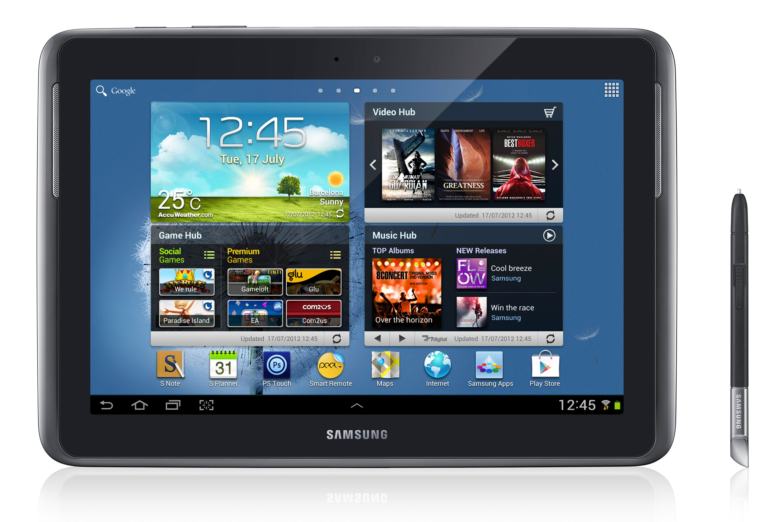 Samsung Galaxy Note 10.1 GTN8000Z Tablettes Samsung