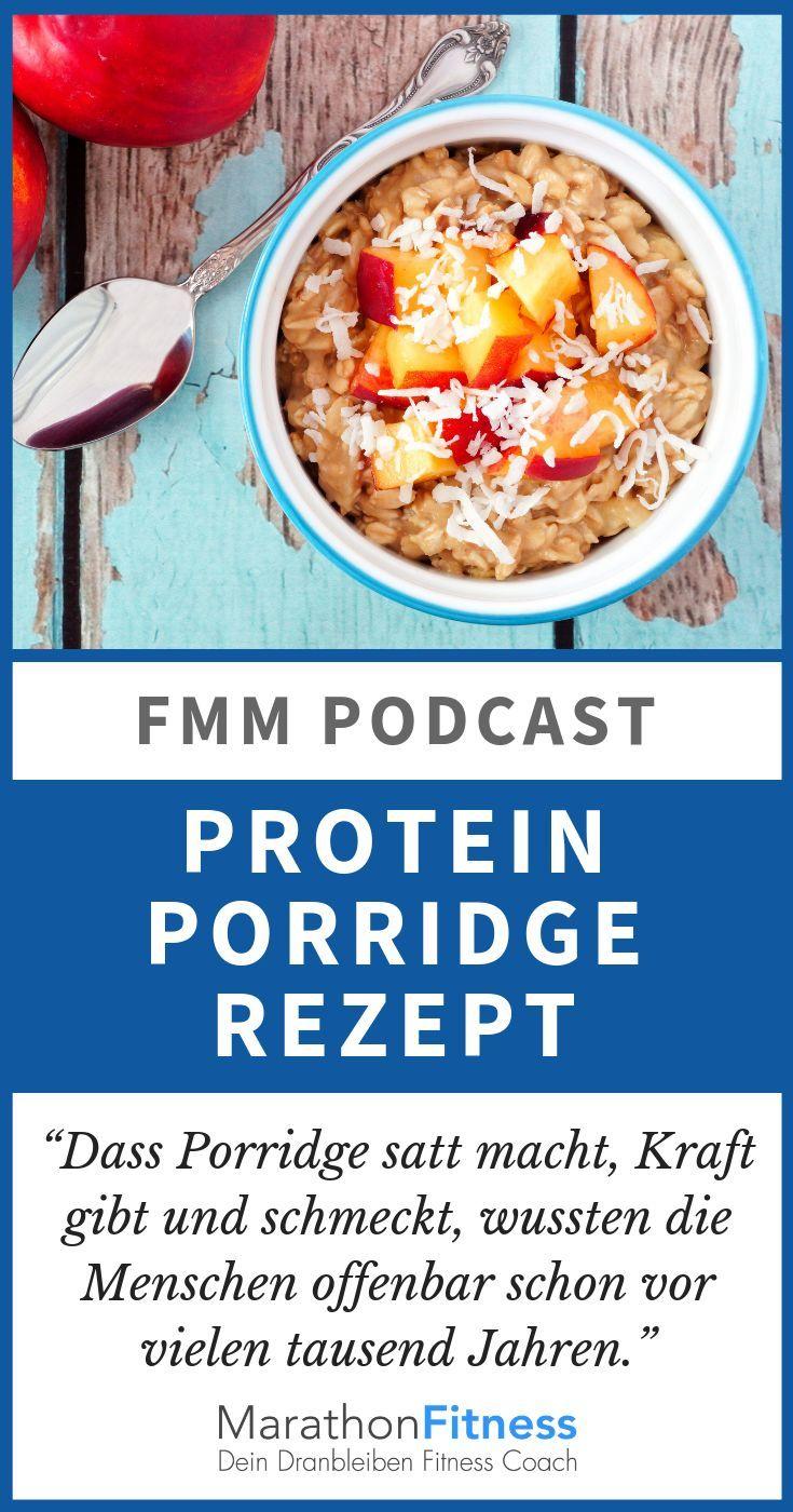 Das Proteinbrei-Rezept aus der Kraftküche   - PODCAST - Fitness mit M.A.R.K. - #aus #Das #der #Fitne...