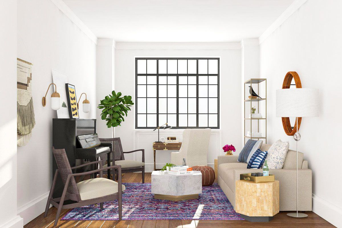 Living Room Ideas 15 Easy Ways to Refresh Your Living Room is part of Eclectic Living Room Layout - Designing your living room is difficult  We rounded up 15 of our alltime favorite living room ideas to help you find a place to start