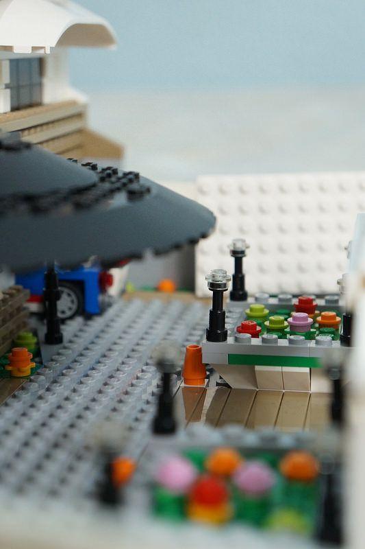 Qu Pasas Si Juntas El Lego De La Sydney Opera House Y El De