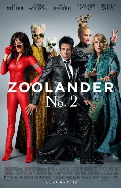 Watch Zoolander 2 2016 Movie Online Free Zoolander Full Movies Online Free Free Movies Online