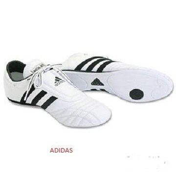 Free Track Star Taekwondo Martial Arts Shoes Karate Loop Jump For Adults White