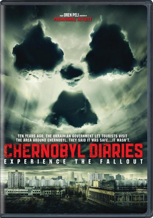 How Real Is Chernobyl Diaries Chernobyl Diary Movie Blu Ray