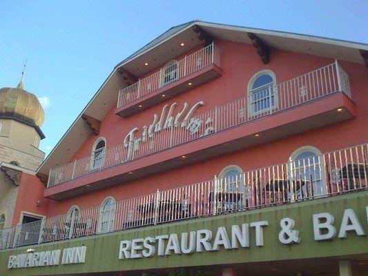 Friedhelms Bavarian Restaurant Bar Fredericksburg Tx Lets Eat