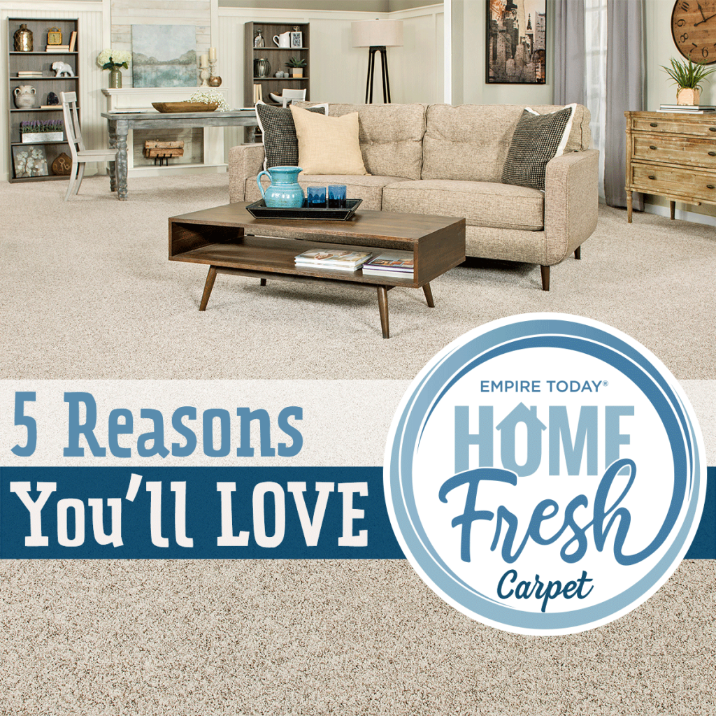 Home Fresh Is The World S First And Only Hypoallergenic And Odor Neutralizing Carpet See Why You Ll Love This Empire Exclusive Fresh House Carpet Reviews Home