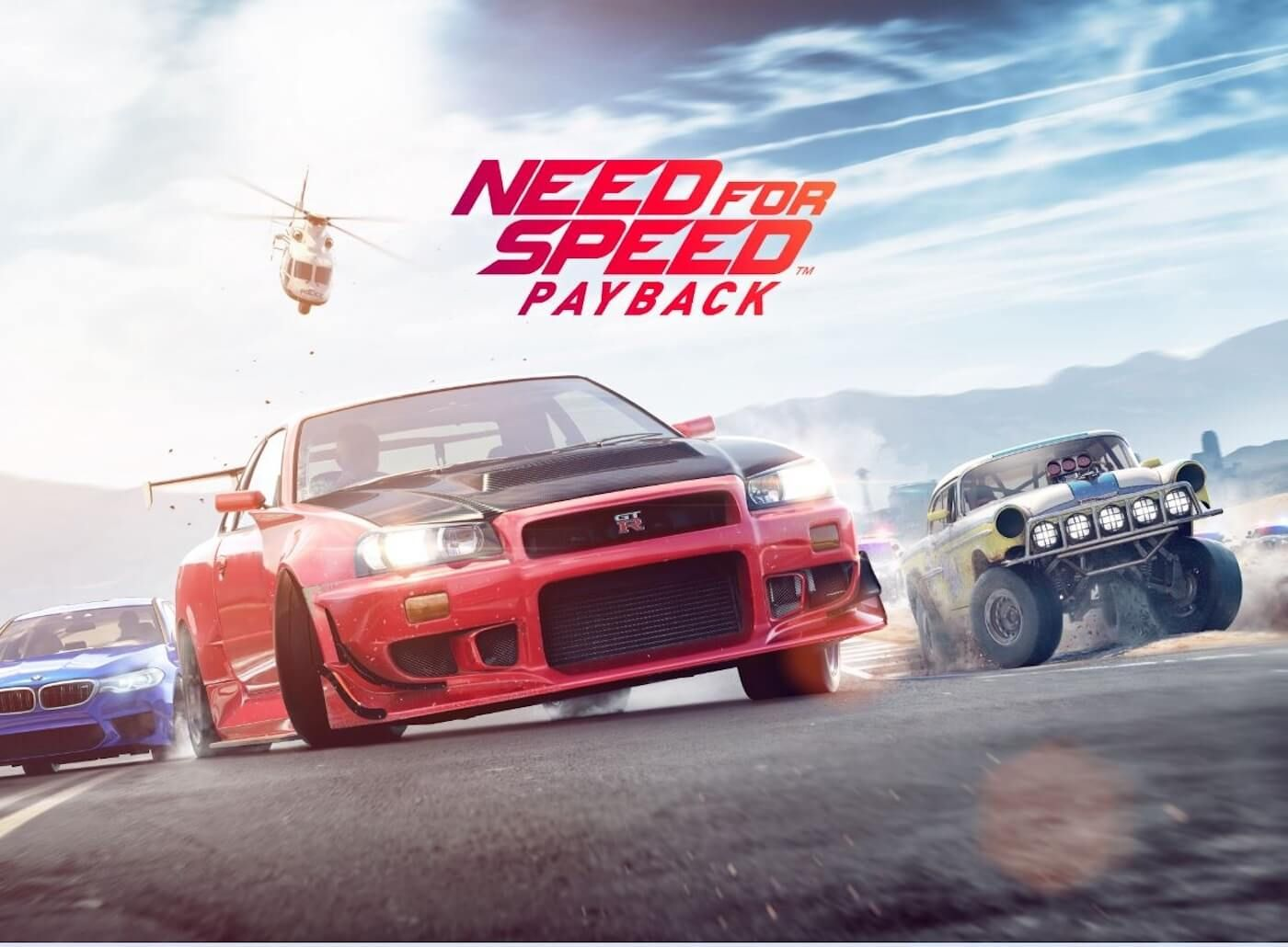 Need For Speed Payback Sounds A Lot Like Grand Theft Auto V Crossed With A  Modern