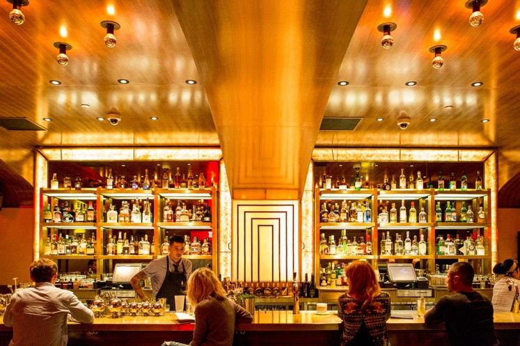 The Joule-Midnight Rambler and 21 Best Happy Hours in Dallas