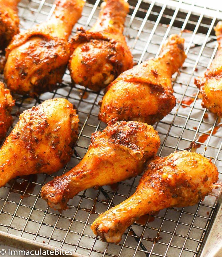Paprika Chicken Legs Immaculate Bites Paprika Chicken Baked Garlic Chicken Leg Recipes