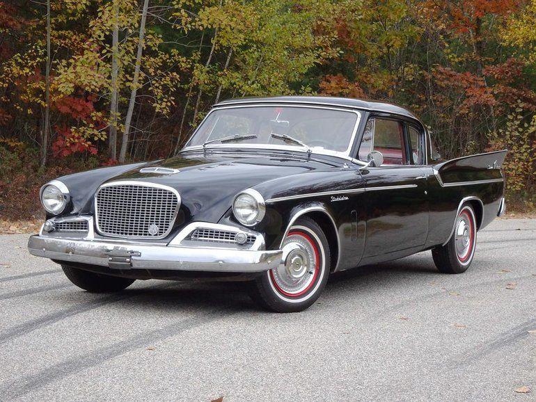 1959 Studebaker Silver Hawk For Sale In 2020 Studebaker Oldsmobile Cars For Sale
