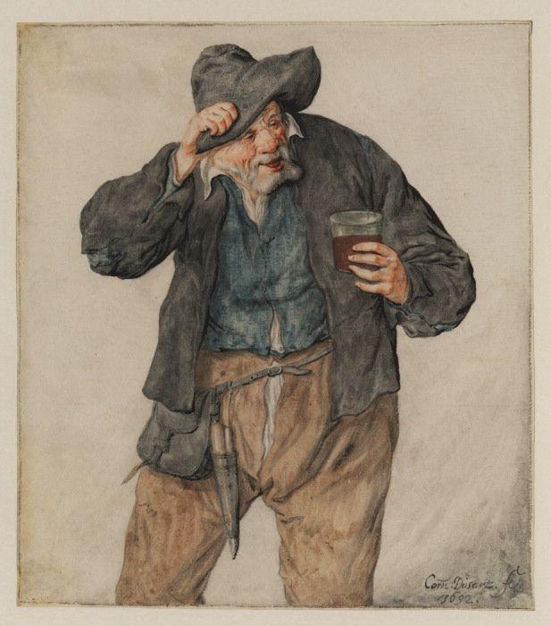 Картинки по запросу old man 17th century