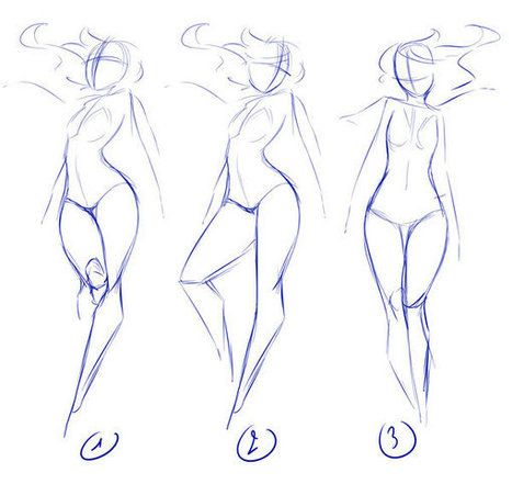 Poses Drawing Reference Guide | Drawing References and Resources | Scoop.it