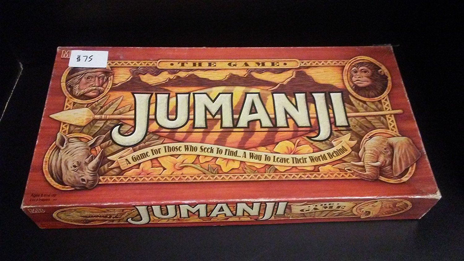 Jumanji The Game * Make certain to have a look at this