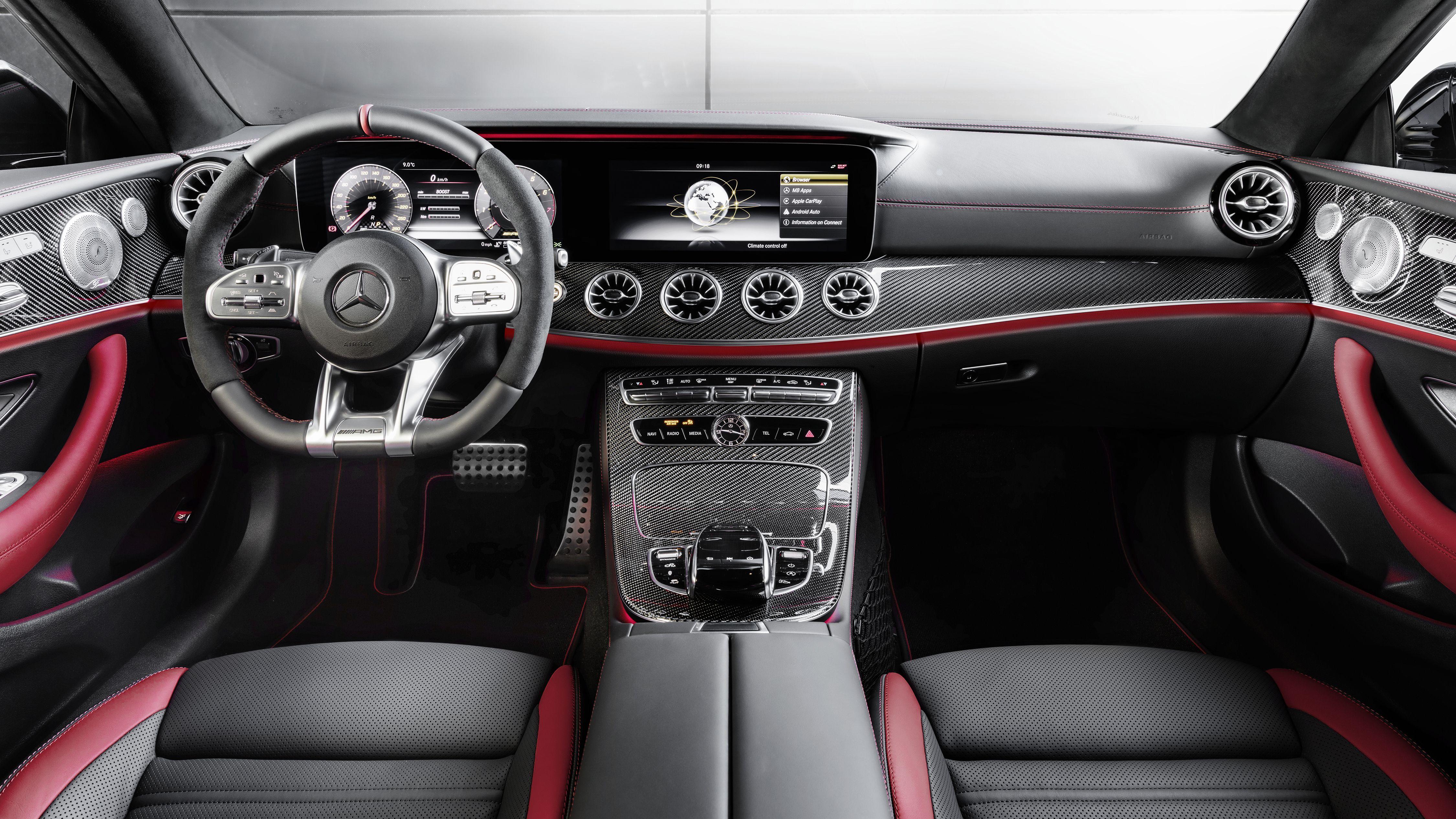 MercedesBenz AMG E 53 4MATIC+ Coupé (C238) 2018