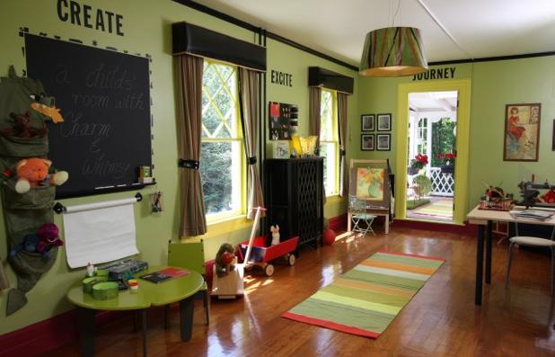 Tracy's Treasury: Peek Inside Some Home School Rooms!