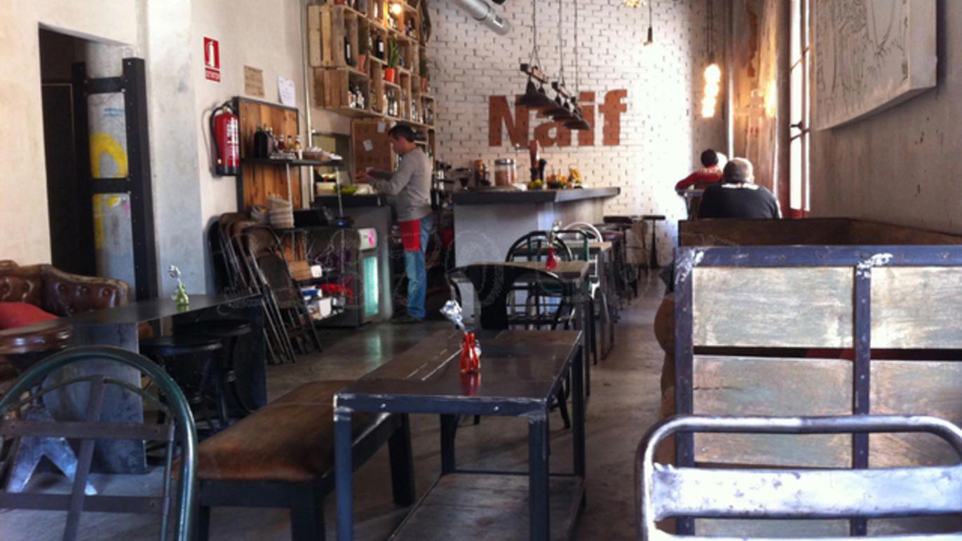 Naif | Sandwiches, Plaza y Madrid