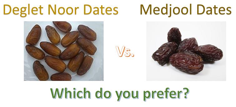 Deglet noor dates in Perth
