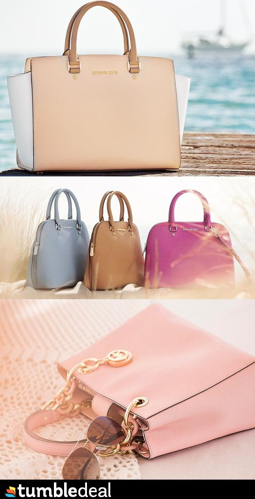 533177508d0 TumbleDeal offers Overstock Clearance on Handbags From Michael Kors ...